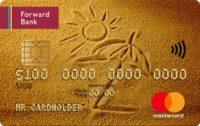 Forward Bank — Карта «Авторская карта Gold MAX» MasterCard Gold гривны