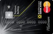 Райффайзен Банк Аваль — Карта «Премиальная» MasterCard Platinum Selective PayPass, гривны