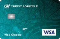 Креди Агриколь Банк — Карта «Для действующих клиентов» Visa Classic гривны