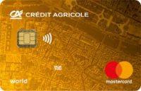 Креди Агриколь Банк — Карта MasterСard World DriveCard гривны
