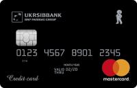 УкрСибБанк — Карта «Шопинг карта» MasterCard Standard гривны