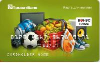 ПриватБанк — Карта «Для мам» MasterCard Standart гривны