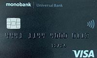 monobank – Карта Валютная Visa